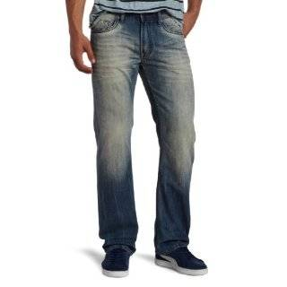 Buffalo by David Bitton Mens Driven Straight Jean