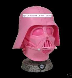 Star Wars Gentle Giant Darth Vader Pink Helmet SDCC