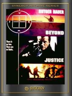 Beyond Justice (1991): Rutger Hauer, Carol Alt, Omar