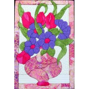 Artsi2 A2FLWVS Flower Vase Wall Hanging Kit Arts, Crafts
