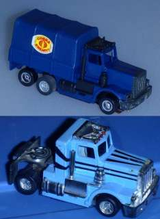 HO SLOT CARS  TYCO US 1 ELECTRIC TRUCKING COBRA TROOP CARRIER