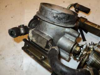 1992 Arctic Cat EXT 550 Throttle Body Twin Used Sled