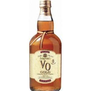 Seagrams Vo Canadian Whisky Gold 1.75L