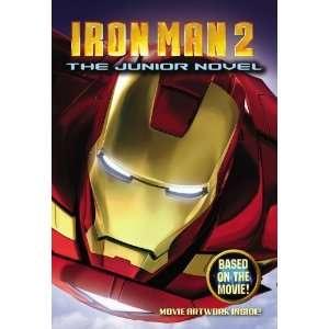 Iron Man 2 The Junior Novel [Paperback] Alexander Irvine Books