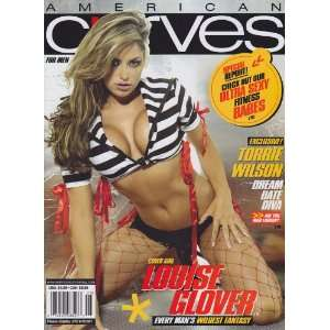 American Curves 34 Louise Glover June 2007: American