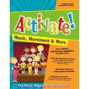 10 Music, Movement and More! (9780893283711) Jeanette Morgan Books