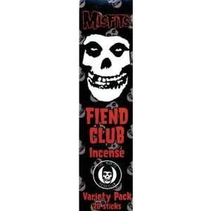 Misfits Fiend Club Incense Sticks: Home Improvement