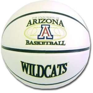 Arizona Wildcats Full Size Commemorative Foto Basketball