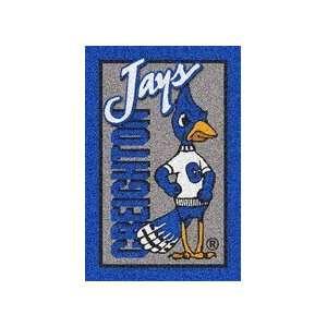 Creighton Blue Jays 33 x 45 Team Door Mat: Sports & Outdoors