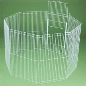 Clean Living Small Animal Playpen: Pet Supplies