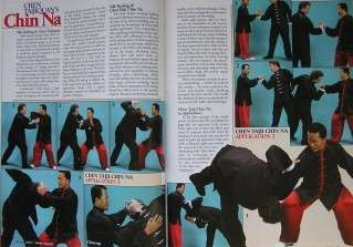 FU MAGAZINE LARRY TATUM KAJUKENBO BLACK BELT KARATE MARTIAL ART