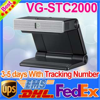 2012 Smart TV VG KBD1000 Bluetooth Keyboard + VG STC2000 TV Web Camera