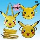 Pokemon Pikachu Shoulder School Messenger Bag Purse New items in Tree