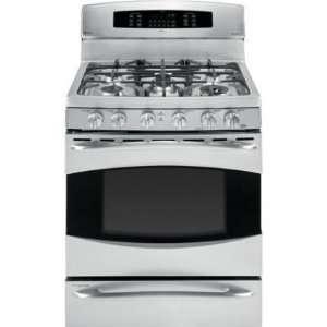 Cast Iron Griddle/Grill 19 000 BTU Tri Ring Burner Kitchen & Dining