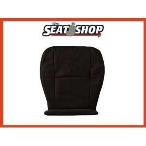 07 08 09 10 11 Chevy Suburban Tahoe GMC Yukon Black Leather Seat Cover