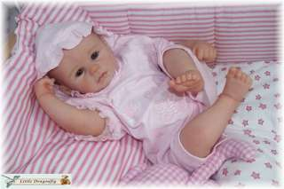 Trudy By Olga Auer Reborn Blank Doll Kit @Soft Vinyl@