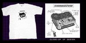 HOW TO OPERATE YOUR TAPE RECORDER T SHIRT — EXTRA LARGE