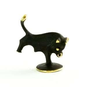Walter Bosse Brass Taurus Bull Figurine
