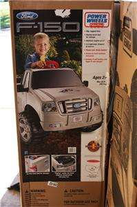 Fisher Price Power Wheels Ford F 150 Brand New in Open box, Item in