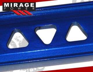 1988 2000 HONDA CIVIC CRX DEL SOL JDM SPORT BLUE FRONT LOWER STRUT TIE