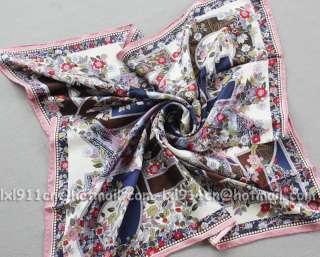 2011 Elegant Brand Handmade100%Twill Silk Scarf