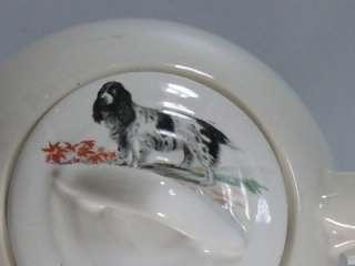McCoy Pottery Retriever Bird Dog Teapot Vintage LOOK