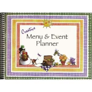 and Event Planner (9780977314102): Lena Kropf, Sketches, etc.: Books