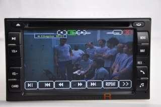 Nissan Juke Cube DVD GPS Navigation Radio Double 2 Din In dash 2009 10