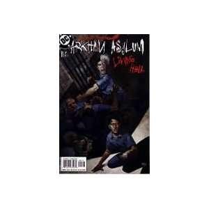 Arkham Asylum Living Hell Comic (2): Dan Stott: Books