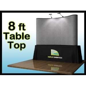 8 TABLE TOP TRADE SHOW DISPLAY POP UP DISPLAY EXHIBIT