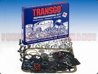 TransGo Stage 3 Shift Kit Suit 4L60E Auto Transmission