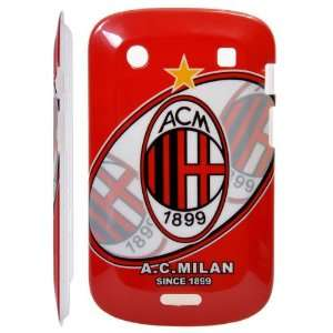 A.C.Milan Football Club Hard Case Cover For BlackBerry