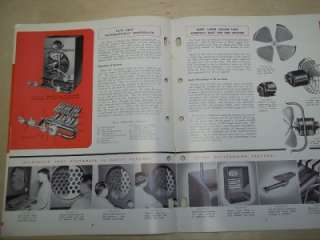 Vtg Trane Company Catalog~Gas Fired Unit Heaters