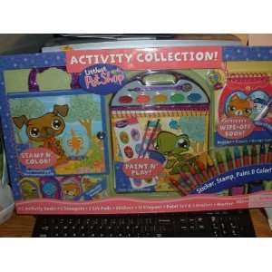 Littlest Pet Shop Multi Pack Activity Set Toys & Games
