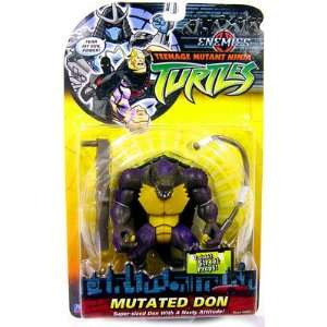 Teenage Mutant Ninja Turtles TMNT Action Figure Mutated