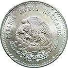 Lucernae* Attractive 5 pesos silver coin. Mexico. 1948. Cuauhtemoc.