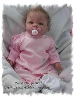 CUSTOM ELLY KNOOPS LUCA REBORN BABY ~ CRIB/OARB/MARS