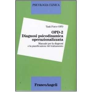 la pianificazione del trattamento (9788856804607) OPD Books