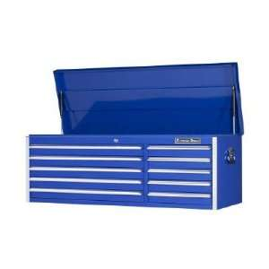 Extreme Tools 10 Drawer Professional Tool Chest (Blue