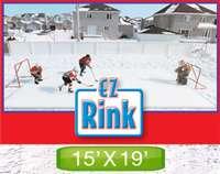 Arctic Backyard Ice Rink Kit