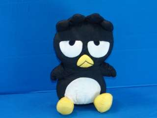 VINTAGE 1997 SANRIO HELLO KITTY BADTZ MARU BLACK BIRD PLUSH STUFFED