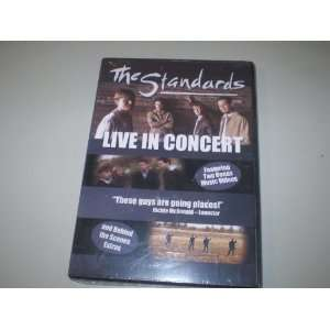 The Standards Live in Concert   New DVD Everything Else