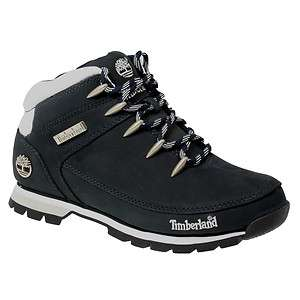 MENS TIMBERLAND O SPRINT NAVY NUBUCK LEATHER 41533 SHOES BOOTS SIZE