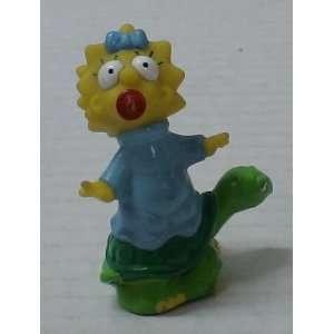 The Simpsons Maggie Simpson Vinyl Figure
