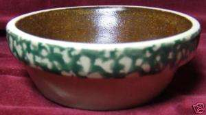 Beaumont Brothers Pottery Mini Dish ~ Hunter Green New