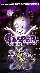 Casper A Spirited Beginning VHS, 1997