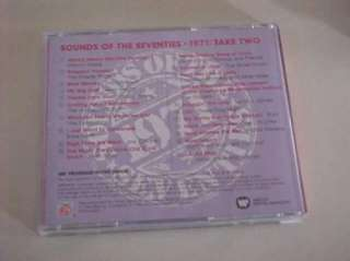 TIME LIFE SOUNDS OF THE SEVENTIES CD 1971 TAKE TWO