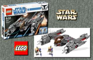 LEGO STAR WARS MAGNAGUARD STARFIGHTER 7673