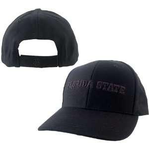 Florida State Seminoles Black Doom Hat