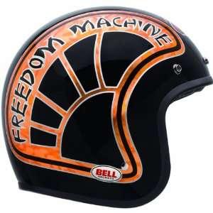 Bell Freedom Machine Custom 500 Touring Motorcycle Helmet   X Large
